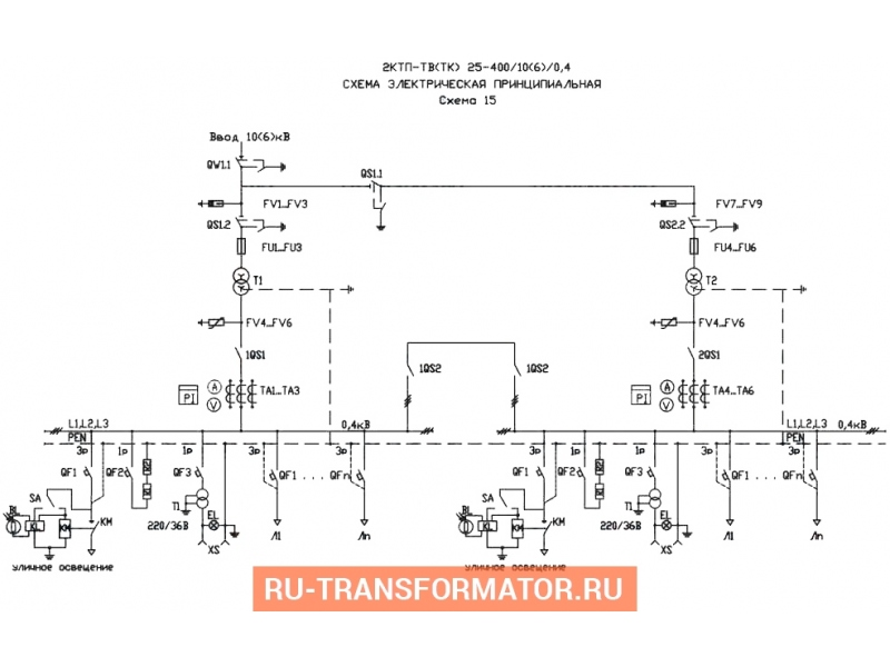Подстанция 2КТП-ТК 160/6/0,4 фото чертежи от завода производителя