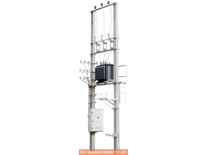 Подстанция КТП-ВС 100/6 фото чертежи от завода производителя