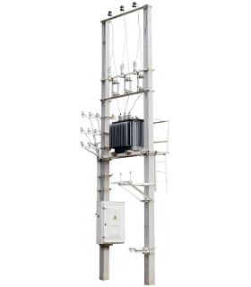 Подстанция КТП-ВС 100/10 по цене завода производителя