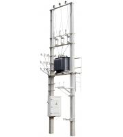 Подстанция КТП-МТП 100/10 заводские фото и чертежи