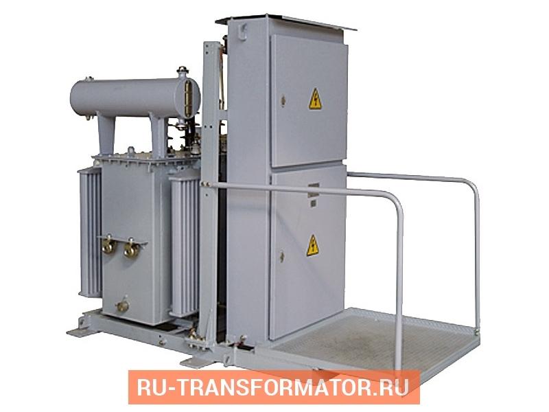 Подстанция КТПЖ 400/27,5/0,4 фото чертежи от завода производителя