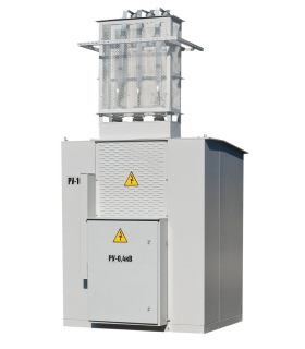 Подстанция КТП-ВМ 100/6/0,4 по цене завода производителя
