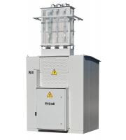 Подстанция КТП-ВМ 100/10/0,4 заводские фото и чертежи