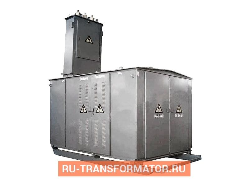 Подстанция ПКТП-ТВ 400/6/0,4 фото чертежи от завода производителя