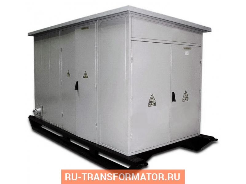 Подстанция ПКТП-ТК 100/6/0,4 фото чертежи от завода производителя