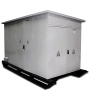 Подстанция ПКТП-ТК 400/6/0,4 заводские фото и чертежи