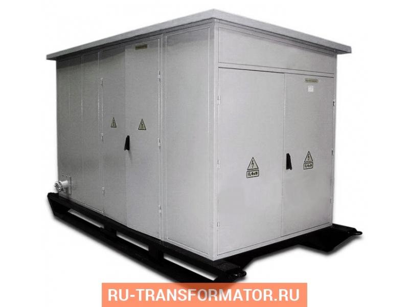 Подстанция ПКТП-ТК 400/10/0,4 фото чертежи от завода производителя