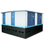 Подстанция БКТП-П 1000/6/0,4 заводские фото и чертежи