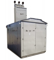 Подстанция КТП-ТВ (Р) 100/6/0,4 заводские фото и чертежи