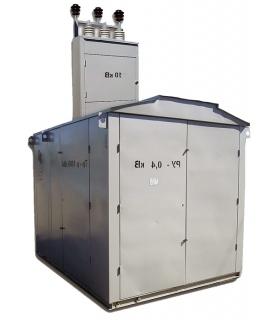 Подстанция КТП-ТВ (В) 1250/6/0,4 по цене завода производителя