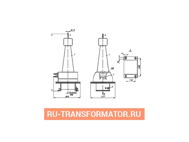 Трансформатор ЗНОМ 35 фото чертежи от завода производителя
