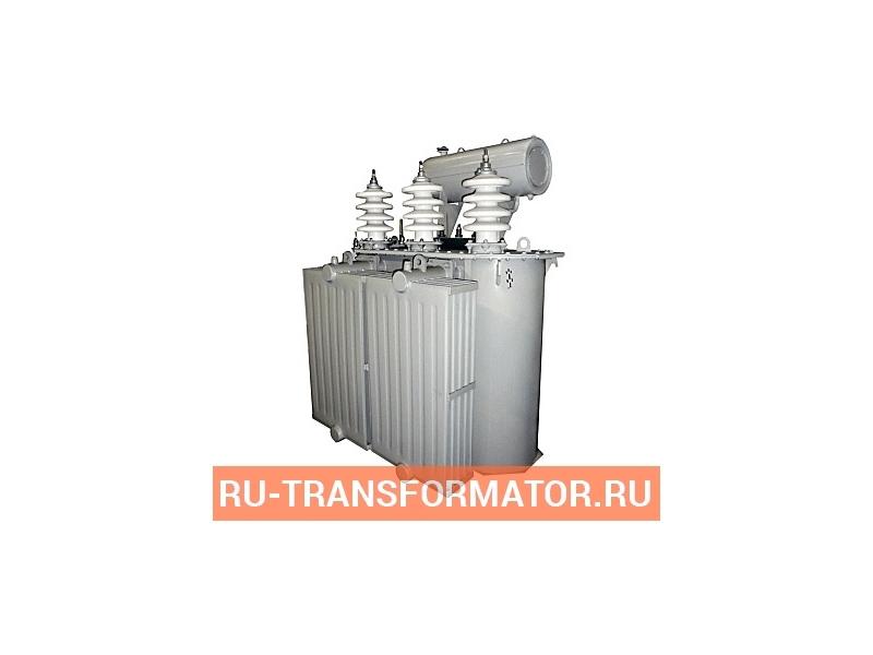 Трансформатор ТМЖ 160/27,5/0,4 фото чертежи от завода производителя
