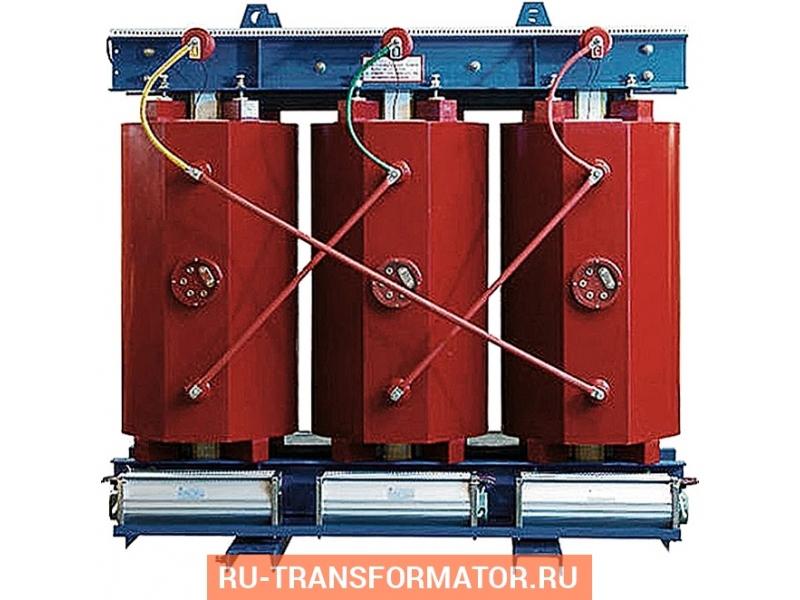 Трансформатор ТСЛ 630/10/0,4 фото чертежи от завода производителя