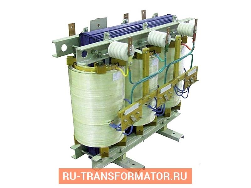 Трансформатор ТСН 1250/10/0,4 фото чертежи от завода производителя