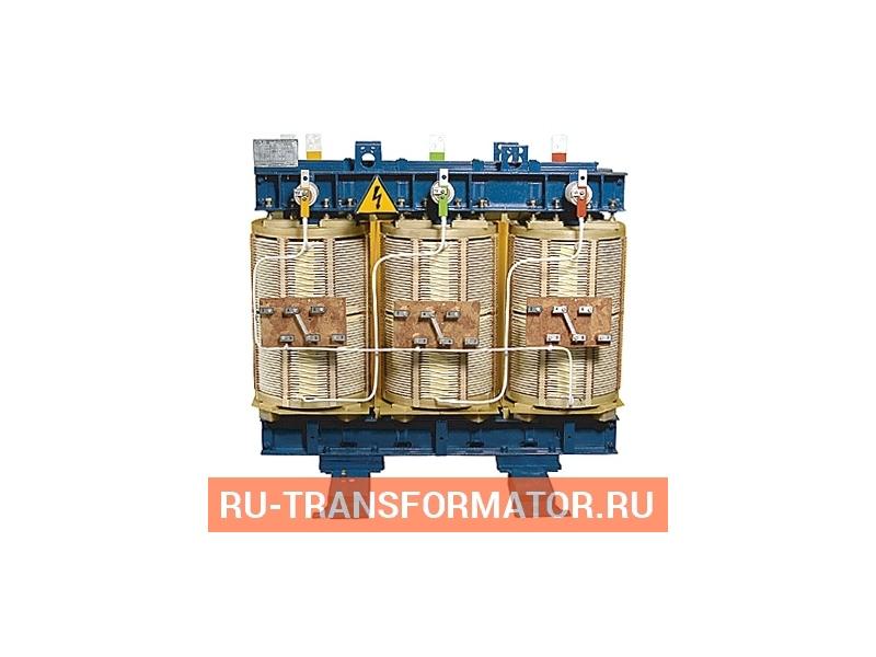 Трансформатор ТСЗН 1250/6/0,4 фото чертежи от завода производителя