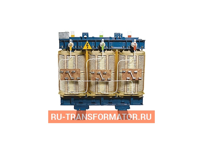 Трансформатор ТСЗН 1600/6/0,4 фото чертежи от завода производителя