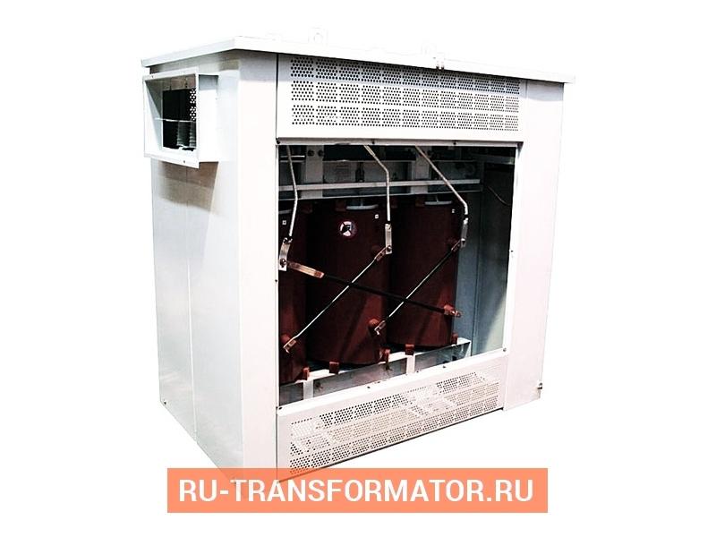 Трансформатор ТСЗГЛ 630/10/0,4 фото чертежи от завода производителя