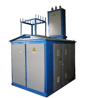 Подстанция КТПН-ПВ 1600/6/0,4 по цене завода производителя