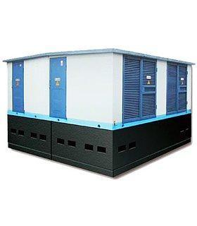 Подстанция 2БКТП-Т 2500/10/0,4 по цене завода производителя