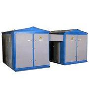 Подстанция 2КТП-ПК 1600/10/0,4 заводские фото и чертежи