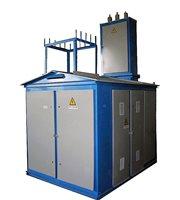 Подстанция 2КТПН-ПВ 100/6/0,4 заводские фото и чертежи