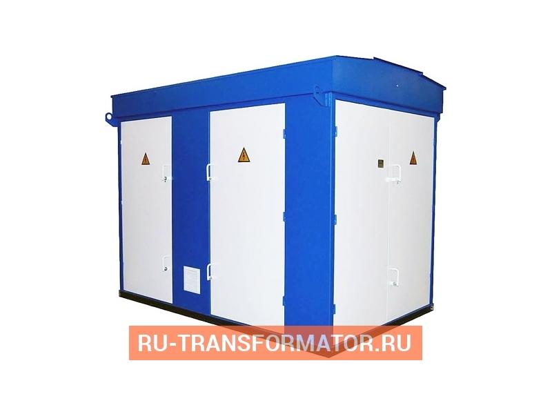 Подстанция 2КТПН-ТК 40/6/0,4 фото чертежи от завода производителя