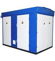 Подстанция 2КТПН-ТК 400/6/0,4 заводские фото и чертежи