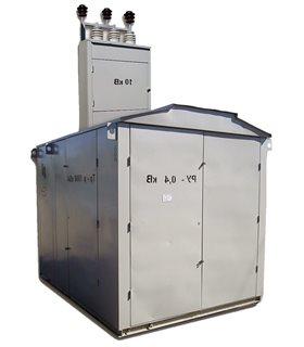 Подстанция КТП 400/6/0,4 по цене завода производителя