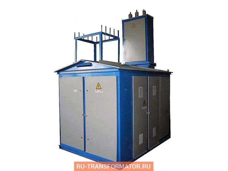 Подстанция КТПНу 400/6/0,4 фото чертежи от завода производителя