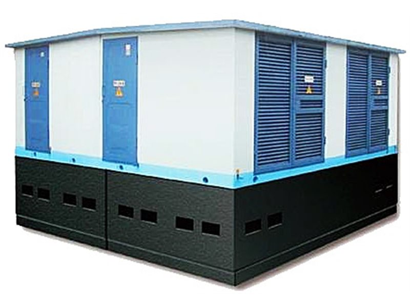 Подстанция 2КТП-БМ 100/6/0,4 фото чертежи от завода производителя