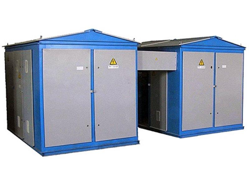 Подстанция 2КТП 25/10/0,4 фото чертежи от завода производителя