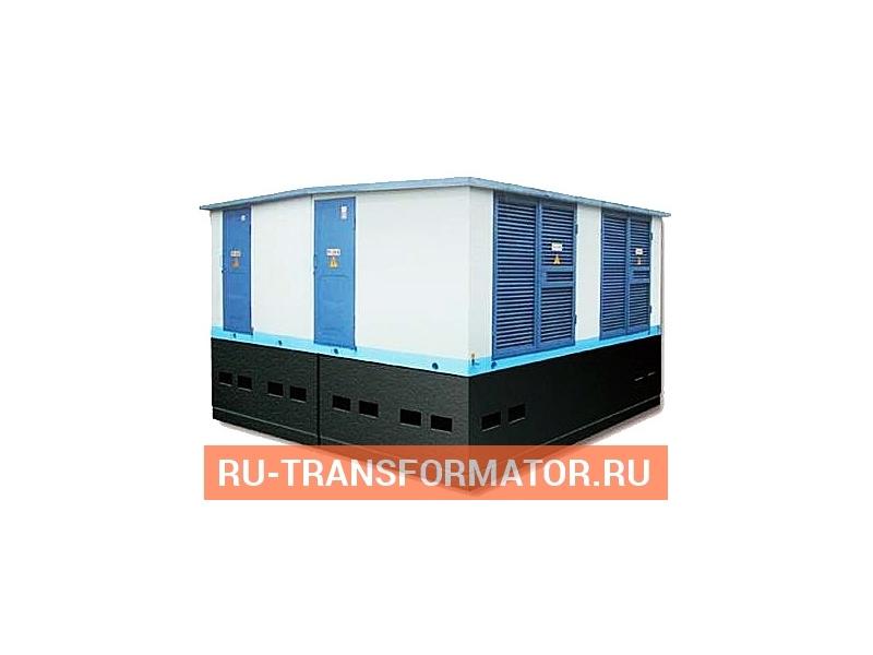 Подстанция КТП-БМ 250/6/0,4 фото чертежи от завода производителя