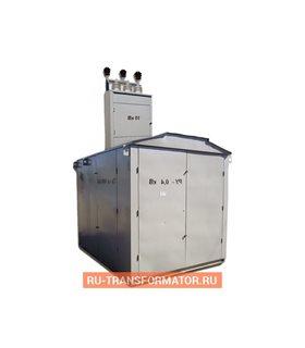 Подстанция КТП-ПВ 40/6/0,4 по цене завода производителя