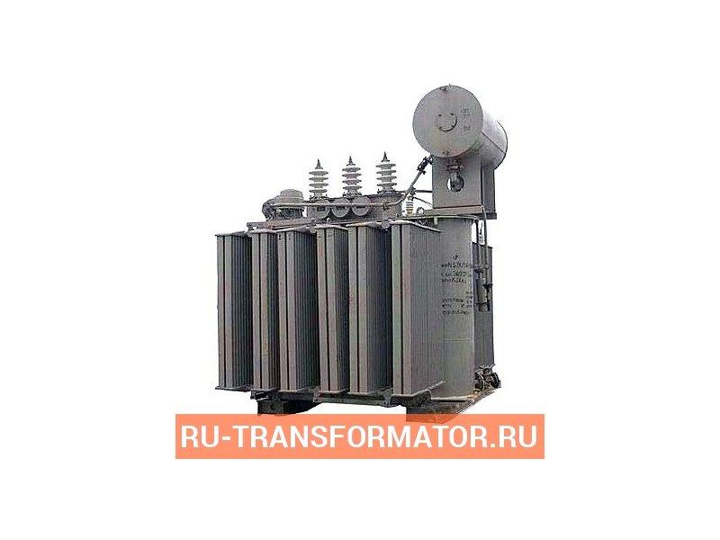 Трансформатор ТМН 6300 35 6 фото чертежи от завода производителя