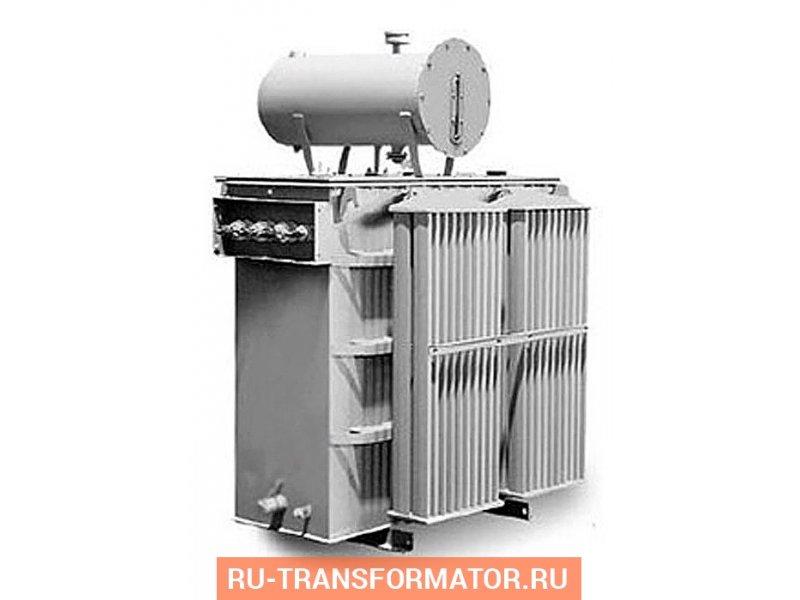 Трансформатор ТМФ 630 10 0,4 фото чертежи от завода производителя