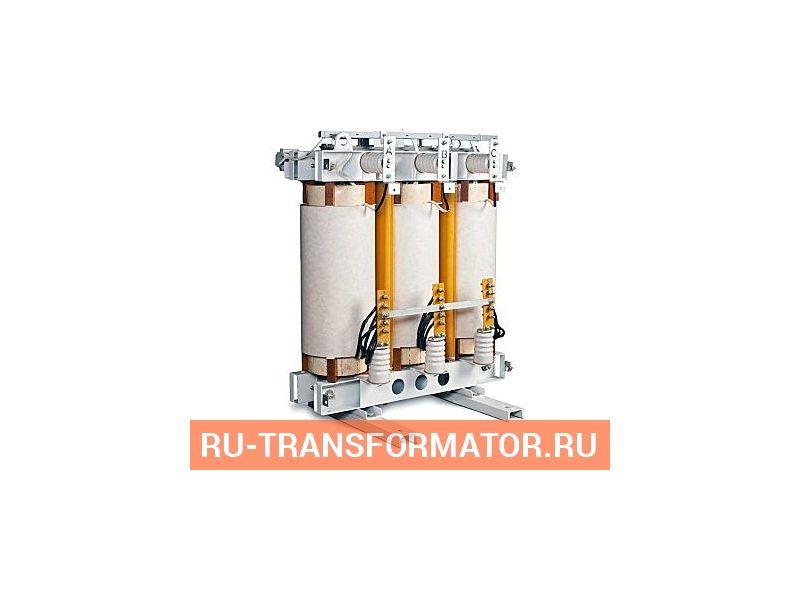 Трансформатор ТС 1600/10/0,4 фото чертежи от завода производителя