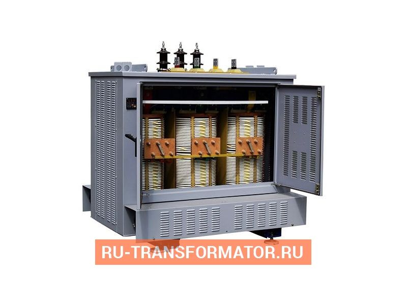 Трансформатор ТСЗ 250/6/0,4 фото чертежи от завода производителя