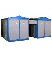 Подстанция 2КТП-ПК 250/6/0,4 заводские фото и чертежи