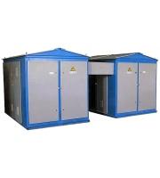 Подстанция 2КТП-ПК 400/6/0,4 заводские фото и чертежи