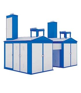 Подстанция 2КТП-ТВ 630/6/0,4 по цене завода производителя